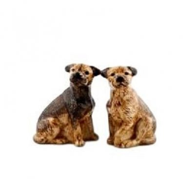 SET SALERO PIMENTERO BORDER TERRIER